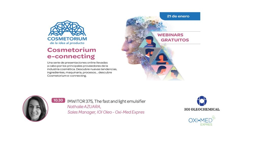 Cosmetorium e-connecting